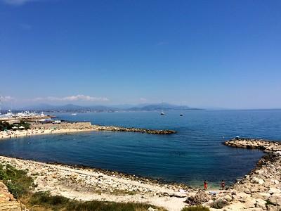 Cote D'Azur June 2015