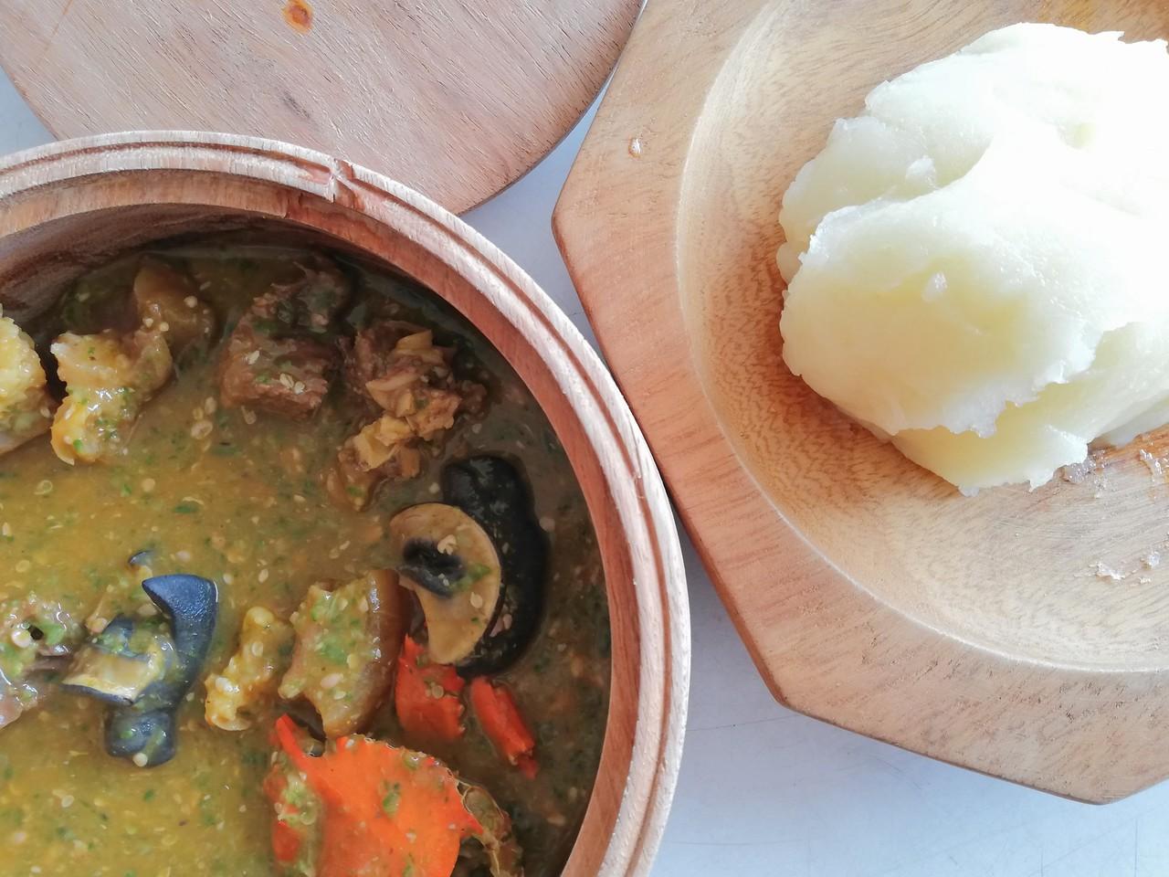sauce kope ivorian food