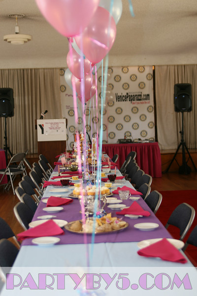 Madhatter's Tea Party presented by Partyby5
