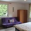 IdyllicPrague Conifer Cottage Piano Bedroom