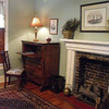 Guest Bedroom Fireplace