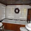 Spa Bathroom Double Jacuzzi Tub