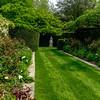 Terrace Border, Cottesbrooke Hall, Northamptonshire