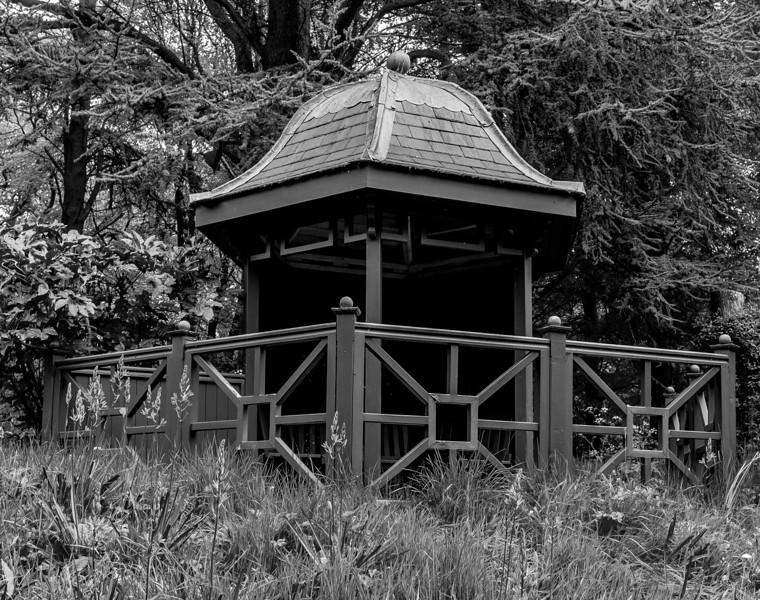 Pagoda, Cottesbrooke Hall, Northamptonshire