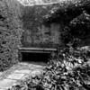 A quiet corner, Cottesbrooke Hall, Northamptonshire