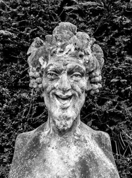 Statue Walk, Cottesbrooke Hall, Northamptonshire