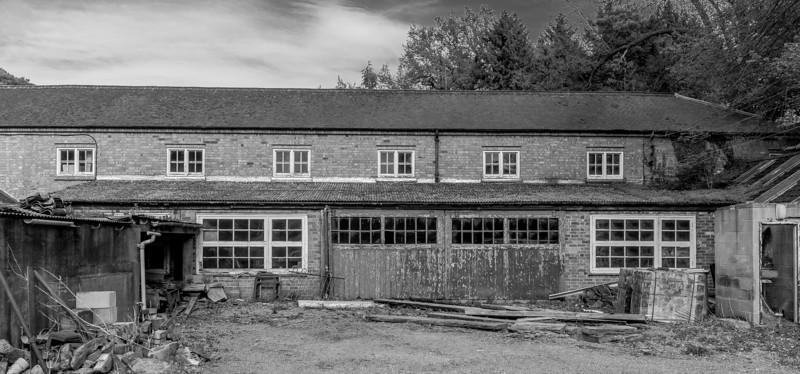 Farm Buildings, Cottesbrooke, Northamptonshire