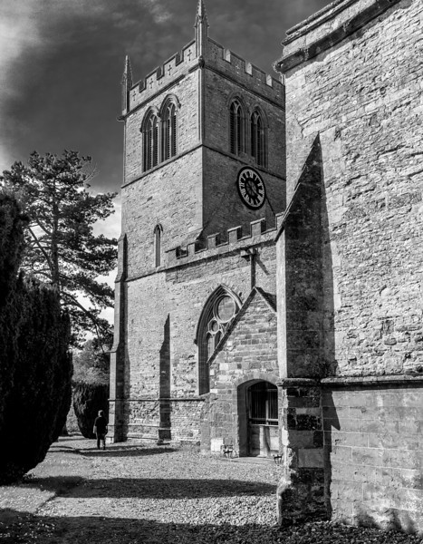All Saints' Church, Cottesbrooke, Northamptonshire