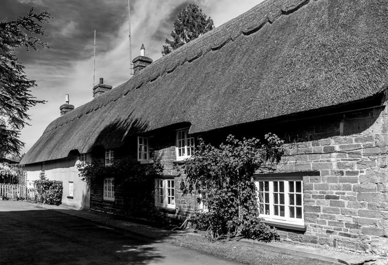 Estate Cottages, Cottesbrooke Hall, Northamptonshire