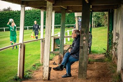 Cottesmore Amateurs v. Ingles, Leicestershire Senior League Premier Division, 16/09/2017