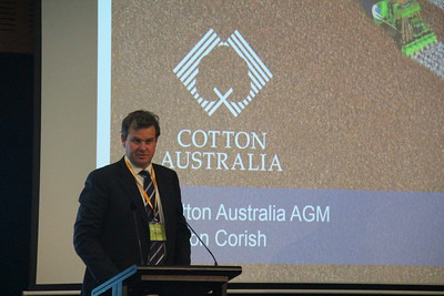 Cotton Australia 2016 AGM, Broadbeach, 2 August 2016