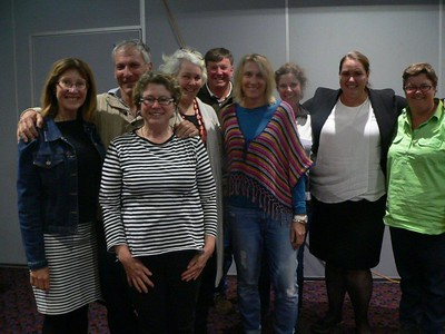 Narromine WHS workshop 08.09.15 Bec Fing