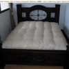 "100% COTTON MATTRESSES - FUTON MATTRESSES - SOLID WOOD BED & FUTON FRAMES - Custom-made in Costa Rica plus NIKKEN Magnetic & Water products<br /> <br /> Below are a few Natural Bedding Items and/or Holistic Tools!:<br /> •  100% Cotton Mattresses  •  <br /> •  Futon Mattresses  •  <br /> •  Cotton Pillows  •  <br /> •  Kenko Naturest Mattress Topper  •  <br /> •  Dream Pillow  •<br /> •  Hand-made, Chilean Pine Bed Frames  •<br /> •  Counter Top Electric Hot/Cold Water Dispenser<br /> <br /> @@@@@@@@@@@@@@@@@@@@@@@@@@@@@@@@@<br /> <br /> Tired of the MEGA uncomfortable beds in Costa Rica?  Do you have a bad back and need some firmness?  Or allergies or your body just can not handle fake/synthetic materials?  Have you tried many beds and some were too hard, or too soft - and you just want one that is ""just right"" for YOUR body????  Or do you just want to honor your body and sleep with natural fibers?  Then a 100% COTTON MATTRESS might be the PERFECT thing for you!  (they also have 100% cotton pillows)<br /> <br /> WHY CHOOSE A COTTON MATTRESS?<br /> <br /> DO YOU LIVE IN A HOT/HUMID CLIMATE OR ARE YOU GOING THROUGH MENOPAUSE AND GETTING HOT FLASHES?  <br />     Cotton is known to breathe which helps eliminate moisture retention and allows the mattress to remain dry or to dry quickly thus avoiding mold or mildew.   (as a Memory Foam fan - note that they get you HOT [I couldn't even have sex in my old full memory foam bed!!!])<br />      One of the TOP REASONS I've heard is the metal coil that is in many standards beds - the metal coils can AMP UP the energy/vibration if you have High Blood Pressure, Pain or Arthritis!!!  (which is logical if you think of it) <br />     I have a resource to connect you with for 100% COTTON, Hand-Stuffed, Semi-Orthopedic (which means FIRM) MATTRESSES!!  <br />     Since they're hand-stuffed, that means the fabric and the size can be CUSTOMIZED for whatever YOU need!!!<br /> <br /> <br /> ≈≈≈≈≈≈≈≈≈≈≈≈≈≈≈≈≈≈≈≈≈≈≈≈≈<br /> <br /> TWIN (in CR ""Individual"")<br /> (100cm x 190cm / 3.28' x 6.23'):<br /> Standard<br /> Starting at $161  <br /> Overstuffed (10-15% more cotton filling!):<br /> Starting at $184<br /> Heavy Rustic Hand-made, Chilean Pine Wood Bed Frames :<br /> Starting at $278<br /> Frame with a Standard Mattress:<br /> Starting at $386<br /> <br /> <br /> FULL (in CR ""Matrimonial"") <br /> (140cm x 190cm / 4.59' x 6.23')<br /> Standard: <br /> Starting at $242  <br /> Overstuffed (10-15% more cotton filling!):<br /> Starting at $278<br /> Hand-made, Heavy Solid Chilean Pine Wood BED FRAMES :<br /> Starting at $326<br /> Frame with Standard Mattress:<br /> Starting at $531<br /> <br /> QUEEN <br /> (154cm x 200cm / 5.05' x 6.56'): <br /> Standard:<br /> Starting at $312  <br /> Overstuffed (10-15% more cotton filling!):<br /> Starting at $358<br /> Hand-made, Heavy Solid Chilean Pine Wood BED FRAMES :<br /> (inside mattresses - 154cm x 200cm – 5.05' x 6.57'):<br /> Starting at $417<br /> Frame with Standard Mattress:<br /> Starting at $734<br /> <br /> KING <br /> (200cm x 200cm / 6.56' x 6.56'): <br /> Standard:<br /> Starting at $381  <br /> Overstuffed (10-15% more cotton filling!):<br /> Starting at $438<br /> Hand-made, Heavy Solid Chilean Pine Wood BED FRAMES :<br /> (inside mattresses dimensions - 154cm x 200cm – 5.05' x 6.57')<br /> Starting at $502<br /> Frame with Standard Mattress:<br /> Starting at $854<br /> <br /> <br /> <br /> ≈≈≈≈≈≈≈≈≈≈≈≈≈≈≈≈≈≈≈≈≈≈≈≈≈≈≈≈≈<br /> <br /> <br /> FUTON MATTRESSES<br /> Since they are flexible, they can also be used for FUTONs<br /> (make sure to get the INSIDE measurements of your futon frame for it to fit properly)!!!<br /> Prices START AT - $288 for a Full•Matrimonial<br /> <br /> <br /> <br /> FRAMES <br /> Frames are Hand-Made and made of Chilean Pine with wrought-iron details and a hand-carved headboard and base.<br /> <br /> @@@@@@@@@@@@@@@@@@@@@@@@<br /> <br /> FAQ:<br /> MATTRESSES:  100% COTTON, Hand-Stuffed (hence can be CUSTOMIZED to fit whatever you need) and Semi-Orthopedic (which means FIRM).  They're also available in Over-stuffed!!!  They usually have some in standard ones in stock - ready for you to take with you!<br /> MATTRESS COVER:  You can choose from a few styles and colors which take just a few days to get. Or choose from one they have in stock.<br /> <br /> CUSTOMIZED:  Do you have a space that's not the standard?  Do you like it harder or softer?  You can get them made to YOUR specifications!!!  (but it will take a bit longer)<br /> <br /> LIKE VARIETY??:  Get one side of the futon in one fabric and the other in another!!!!  It's customized - you can do it!!! (like the first 2 pictures at the bottom of this page)<br />  <br /> The mattress at the top of this page is the same mattress - just the opposite side as you can choose to have 2 different fabrics!!  This way you can change the decor depending on your mood!!<br /> <br /> @@@@@@@@@@@@@@@@@@@@@@@@@@@@@@@@@<br />   <br /> <br /> PILLOWS!!!<br /> <br /> 100% Cotton-filled Pillows in Pure cotton in easy-clean zippered<br /> <br /> Standard Size = 44cm x 70cm<br /> $20/each or $36/pair<br /> <br /> King Size = 95cm x 70cm<br /> $30/each or $54/pair<br /> <br /> Custom sizes available by request<br /> <br /> @@@@@@@@@@@@@@@@@@@@@@@@@@@@@@@@@<br /> KENKO NATUREST™ MATTRESS TOPPER <br /> <br /> The Kenko Naturest™ Mattress Topper combines advanced scientific technology with natural materials that are environmentally renewable and help you to enjoy refreshing, healthy sleep.  RAM™ (radial-axis magnetism) Technology features spherical neodymium magnets which produce a series of overlapping magnetic fields to enfold and surround you.  The physical foundation of the Kenko Naturest™ Mattress Topper is natural latex rubber — which provides an ideal blend of support and comfort, and is resistant to microbial growth and dust mites. It retains firmness better than polyurethane foam, and wicks away moisture. A natural-fiber cover promotes ventilation, helps to regulate temperature — and offers resistance to flammability without adding the chemicals that some other sleep products require. The surface of specially molded, gradient-density nodules is the final touch, producing a massage effect that helps you sleep soundly and wake refreshed. After you try the Kenko Naturest™ Mattress Topper, you'll never want to sleep without it. <br /> TWIN•INDIVIDUAL  -  $776/each<br /> FULL•MATRIMONIAL  -  $976/each<br /> QUEEN -  $1176/each<br /> KING  - $1370/each<br /> <br /> @@@@@@@@@@@@@@@@@@@@@@@@@@@@@@@@@<br /> <br /> <br /> KENKO DREAM PILLOW<br /> <br /> The new Kenko Dream Makura is made with the same high-quality materials and technology that characterize the Nikken<br /> Relaxation and Rest products. This pillow has a base which is made with<br /> 100% natural bamboo fibre extracted from a bamboo species<br /> that grows in uncontaminated mountain regions, its transformation has no negative environmental impact and its fibre contains no chemical agents.<br /> <br /> PRICE:  $226/each<br /> (located in Pavas)<br /> <br /> @@@@@@@@@@@@@@@@@@@@@@@@@@@@@@@@@<br /> <br /> PAYMENTS<br /> Cash - colones or U.S. $s<br /> (PayPal POSSIBLY available if you pay ALL fees associated with getting the cash into CR [ALL PayPal fees, atm withdraw fees])<br /> <br /> <br /> SHIPPING<br /> LIVE FURTHER AWAY or DON'T HAVE A CAR THAT CAN HANDLE IT?:  <br /> They can ship most things to you throughout Costa Rica (possibly via bus for cheaper delivery price, weekly trucks or private delivery). Inquire about Delivery Fees.<br /> RETURNS:  <br /> For health/sanitary reasons, ALL bedding items are NOT RETURNABLE so best for you to come up and try one out first (hence why it's important to come feel it out!!).  All items non-refundable.<br /> <br /> <br /> @@@@@@@@@@@@@@@@@@@@@@@@@@@@@@@@@<br /> <br /> CONTACT: <br /> Email me (Vicki [aka the Sarong Goddess]) your contact information (name and phone number of who's purchasing it/will be the contact person), what you're seeking and I will Connect you to my friend! <br /> <br /> CONTACT:  ThingsForSaleInCostaRica@gmail.com"