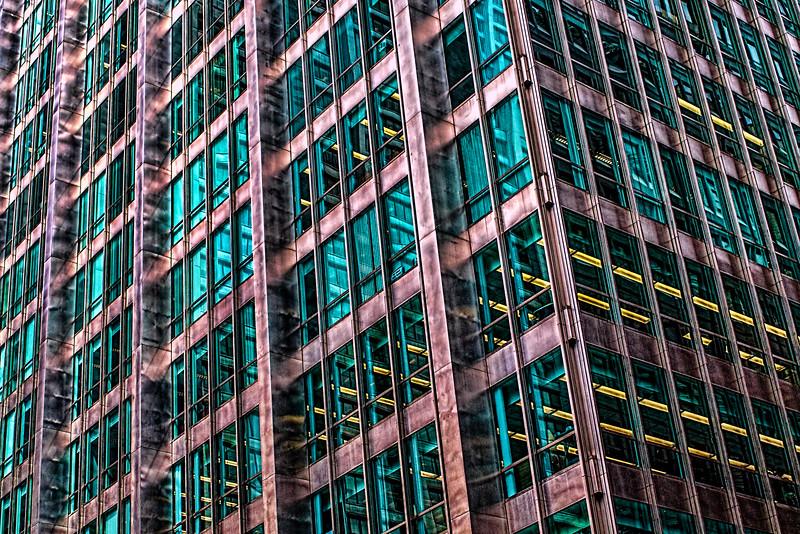 Classic Chicago building
