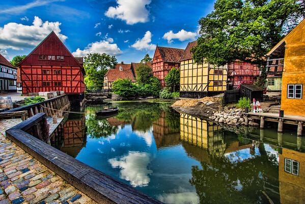 Den Gamle By, Aarhus, Denmark (CP-158-2016-06-17)