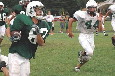Cougar Football 2005