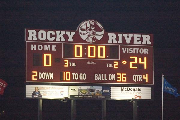 State Playoffs:  Rocky River