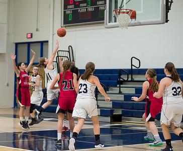 Cougar Girls Basketball 2016