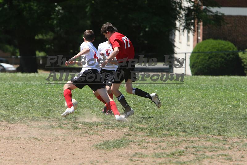 Cougar U16 MDT Game 3_0516