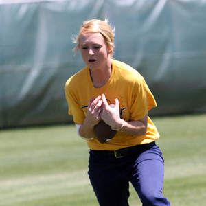 National Softball -- practice