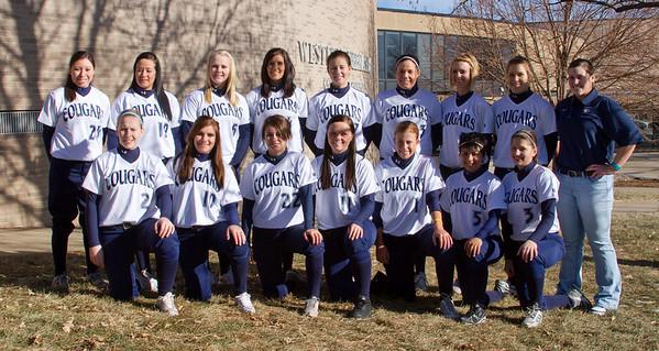 New softball team and individual pixs