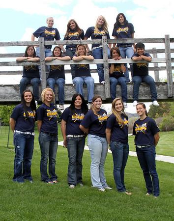 Softball Bridge Team Photo