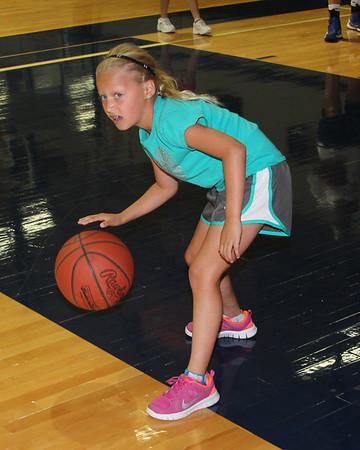 2013 Girl's Basketball Camp