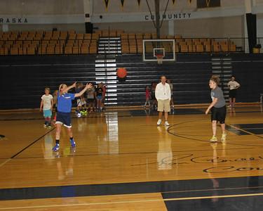 2014 Girls Basketball Camp