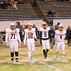 The Fuquay-Varina Bengals visited the Wake Forest Cougars in the 2nd round of the 4AA NCHSAA football championship playoffs played on Friday, November 23, 2018. Photo by Dean Strickland, O. D..