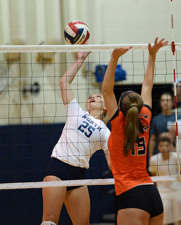 Council Rock North 2017 girls volleyball tops Pennsbury