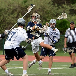 South's Joe Scannapieco (6) takes aim at goal.