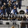 """CR North Marching Band Quads playing """"JIG-2"""" 10/26/2018"""