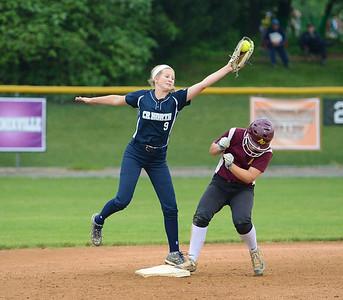 Council Rock North softball tops Avon Grove in 2017 PIAA Tournament
