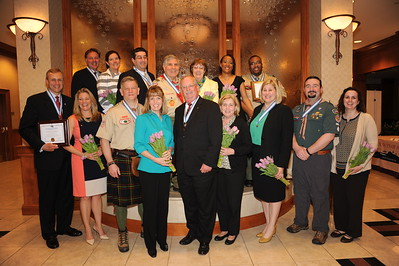Council Recognition Dinner 2015