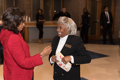 Councilwoman Ruby Nelson