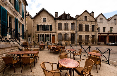 Village of Ricey in the Aude region of Champagne