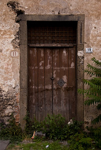 Doors of Randazzo