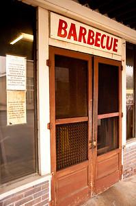 Smitty's BBQ in Lockhart, Texas
