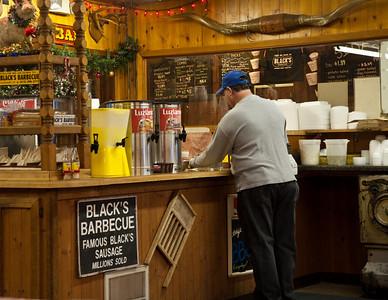 Black's BBQ in Lockhart, Texas