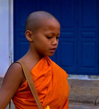 Luang Prabang 1, Laos: Urban Scenes (2009)