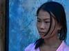 Loose Hair, II, Khong Toune, Laos