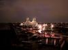 Valencia: Circus Tents in the Rain