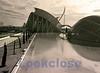 Science Museum, City of Arts and Sciences by Calatrava, Valencia, Spain