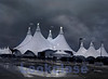 Stormy Weather, Circus Tents, Valencia, Spain