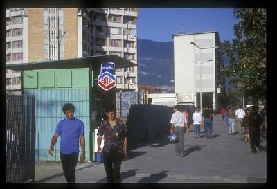 Apartments, Tirana, Albania.