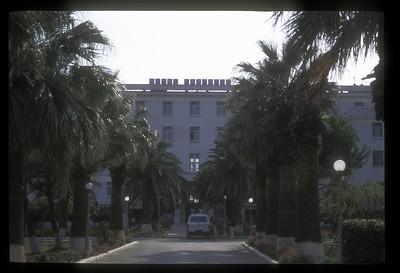 Hotel Adriatica, Tirana, Albania.
