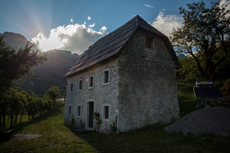 House in Teth