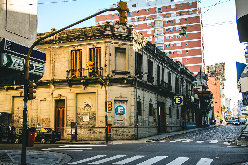 Buenos Aires Backstreets