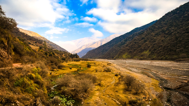 Dry River Cut