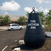 The Anchor Inn restaurant, Georgetown, Ascension Island.